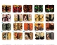 Garter Snake Coil Wrap Sticker