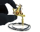 Mini Gold Tattoo Machine #12