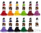 12 Color Primary  #1 Set 1 oz