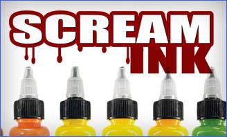 Scream Ink