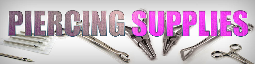 Piercing Supplies