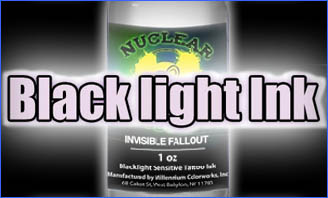 Black Light Ink