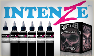 Sets de Tinta Intenze & Especiales