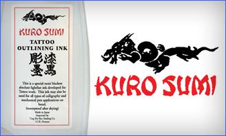 Tinta Kuro Sumi