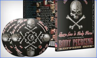 Aprende a Perforar (Set de 2 DVD's)