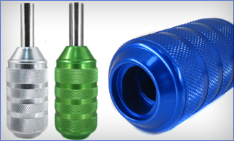 Aluminum Cartridge Grips