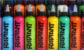 Tinta Radiant Colors