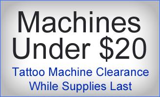 Maquinas Menos de $20