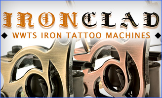 Iron Clad Tattoo Machine