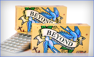 Beyond #12 Tattoo Needles