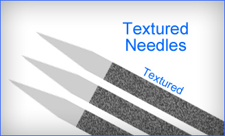 Textured Needles (#12 Standard)
