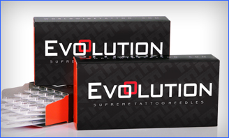 Evolution #12 Tattoo Needles