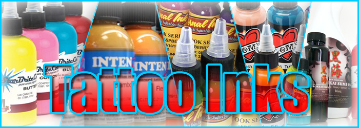 Eternal Inks Red Tattoo Inks
