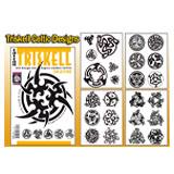 Triskell Celtic Flash Book