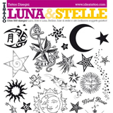Moons & Stars Flash Book