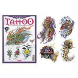 Libro de Flash Tatuajes Mauricio 1