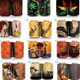 Marijuana 1 Coil Wrap Stickers