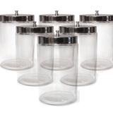 Sundry Glass Jar