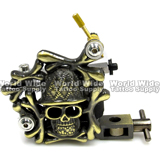 Skull Bones Tattoo Machine
