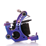Iridescent Tattoo Machine