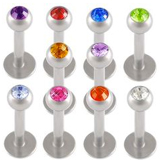 Discontinued Piercing Jewelry(Labret)