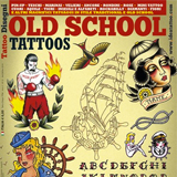 Old School Tattoos Flash Book