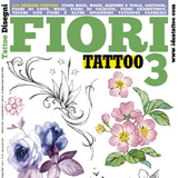 Flower Tattoo Flash Book #3