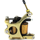 Clash Tattoo Machine (Brass)