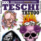 200 Skulls Tattoo Flash Books