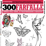 Butterflies & Moth Tattoo Flash Book