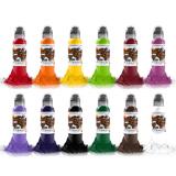 12 Color Primary  #1 Set 1 oz