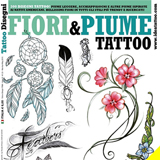 Flowers and Feathers Flash Book