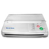 Stencil Fax Thermal Transfer Machine