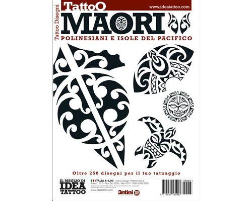 Polynesian & Maori Flash Book