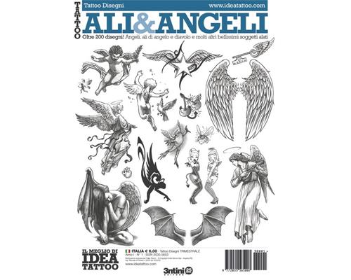 Wings & Angels Flash Book
