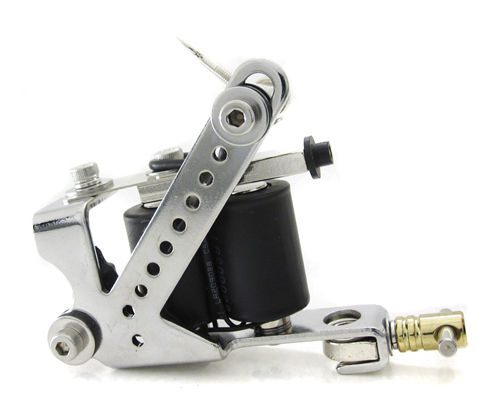 Flush Tattoo Machine