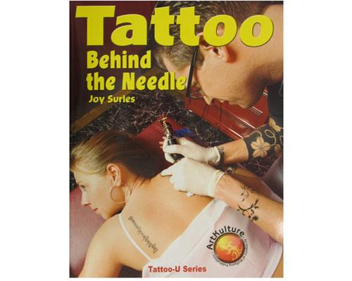 Tatuaje Detras las Agujas