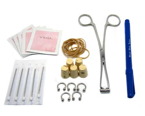 Septum Piercing Kit