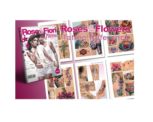 Roses & Flowers Reference Book
