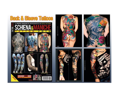 Back & Sleeve Reference Book