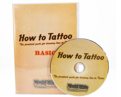 Basic Tattoo DVD