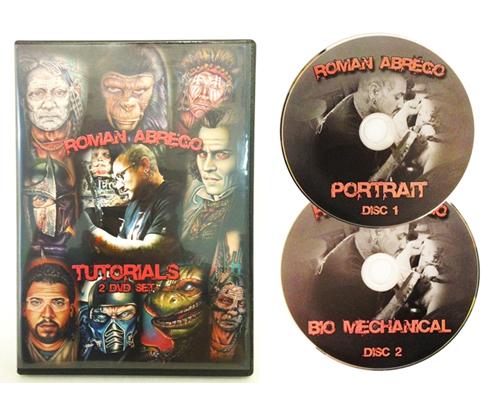 Roman 2-Disc DVD