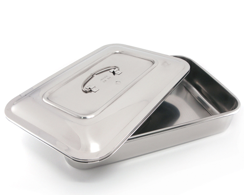 Stainless Steel Trays with Cover