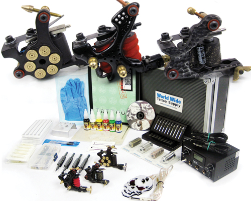 Apprentice Tattoo Kit 3