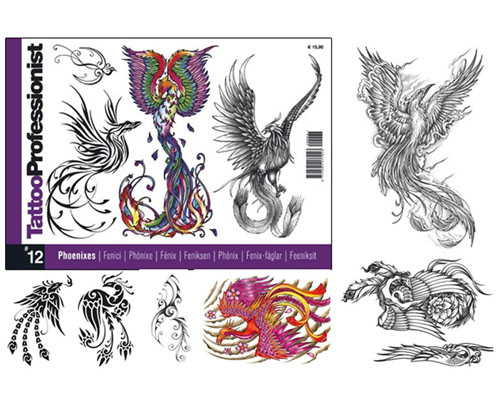 Pro Phoenixes Flash Book #12