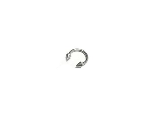 Steel Cone Circular Barbell