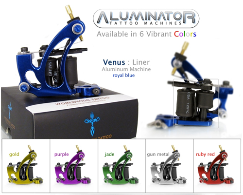Venus Tattoo Machine