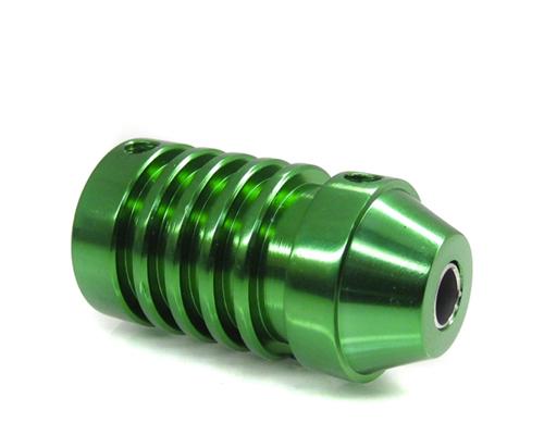 アルミニウムグリップ(緑)