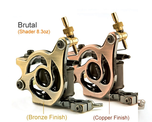 BRUTAL Iron Tattoo Machine