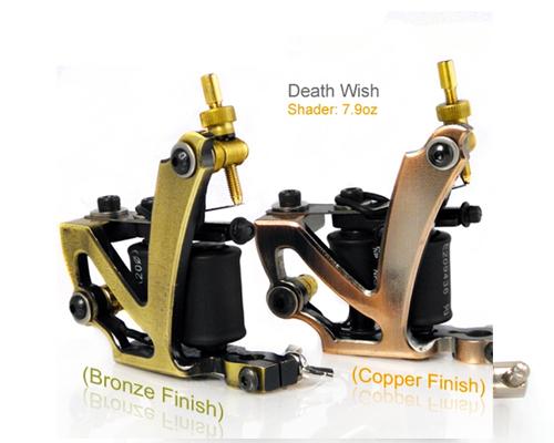 DEATHWISH Iron Tattoo Machine